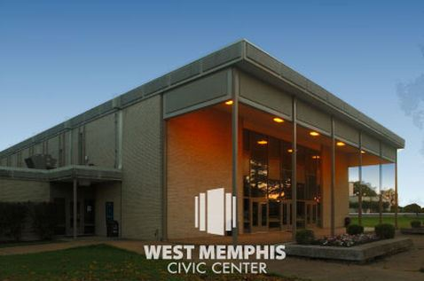 West Memphis Civic Center Page