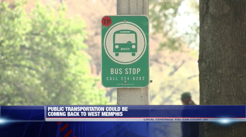 West Memphis considering new public transportation options