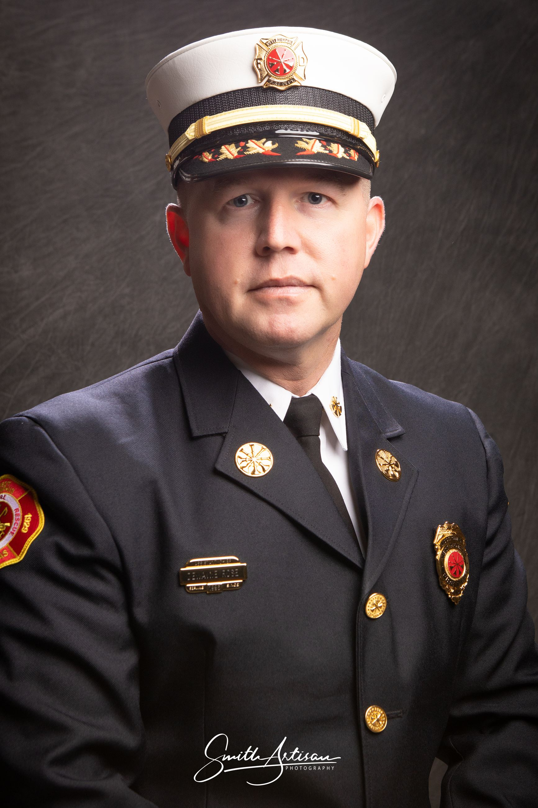 DeWayne Rose (Asst. Chief)-West Memphis Fire Department Arkansas
