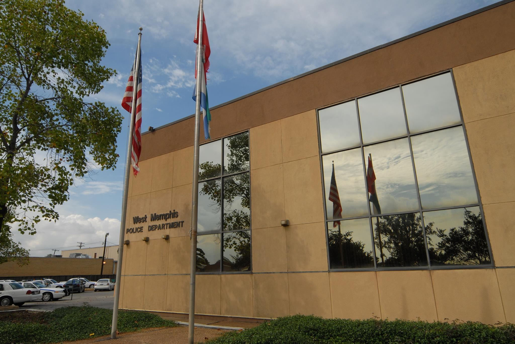 West Memphis Police Department Headquarters