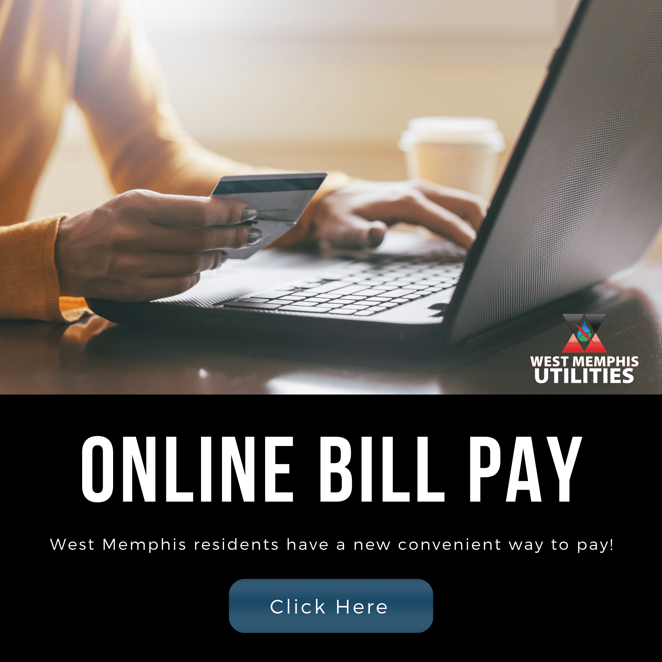 West Memphis Utilities Online bill pay