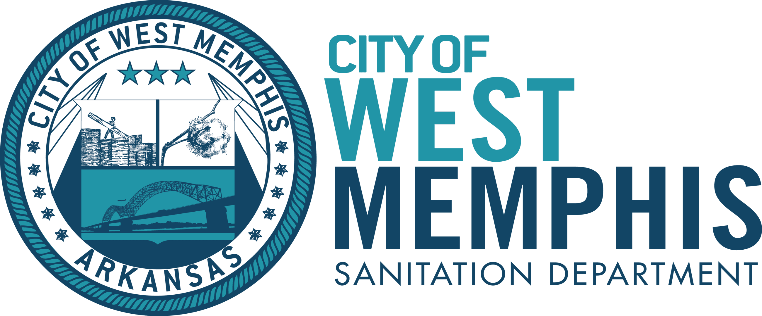 West Memphis Sanitation Department SEAL [Sanitation]