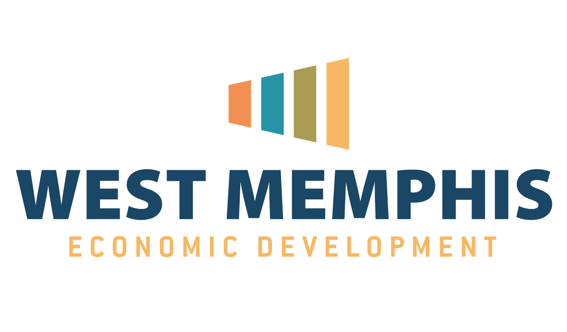 West Memphis Arkansas Economic Development logo