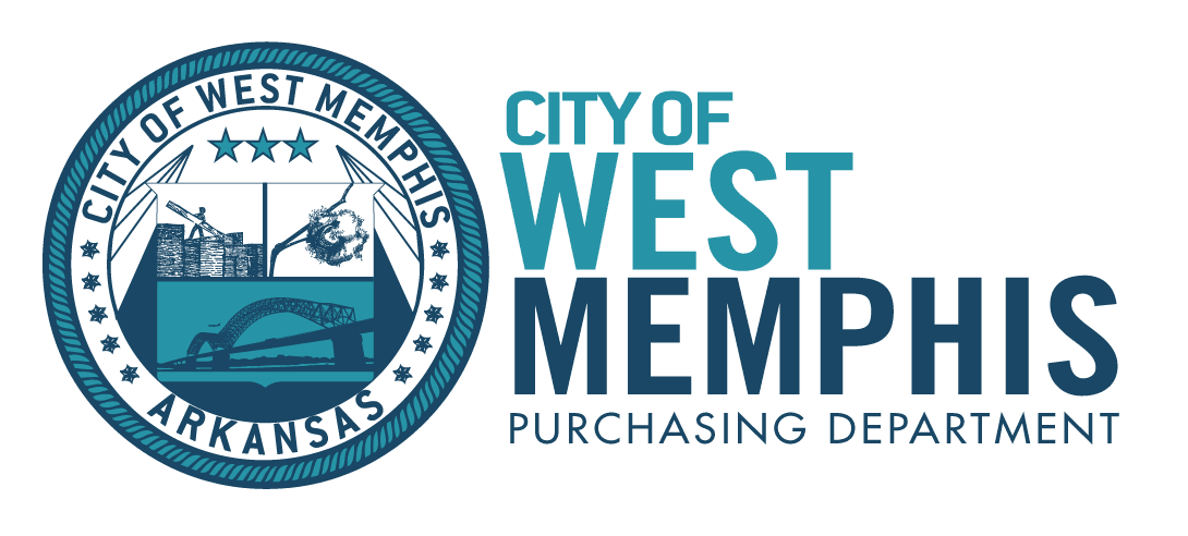 City of West Memphis Purchasing Department logo